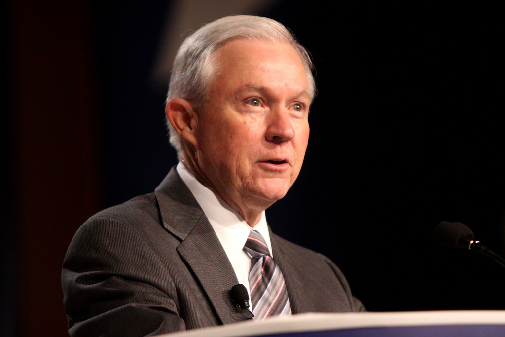 Sessions: 'We are ENDING Executive Branch legal ACTIVISM'