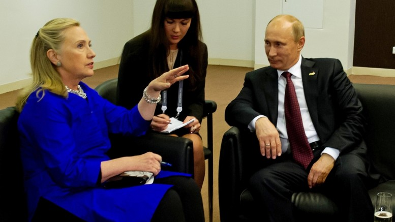 Real Treason: THANKS to the CLINTONS America is now RELIANT on RUSSIA for our strategic uranium