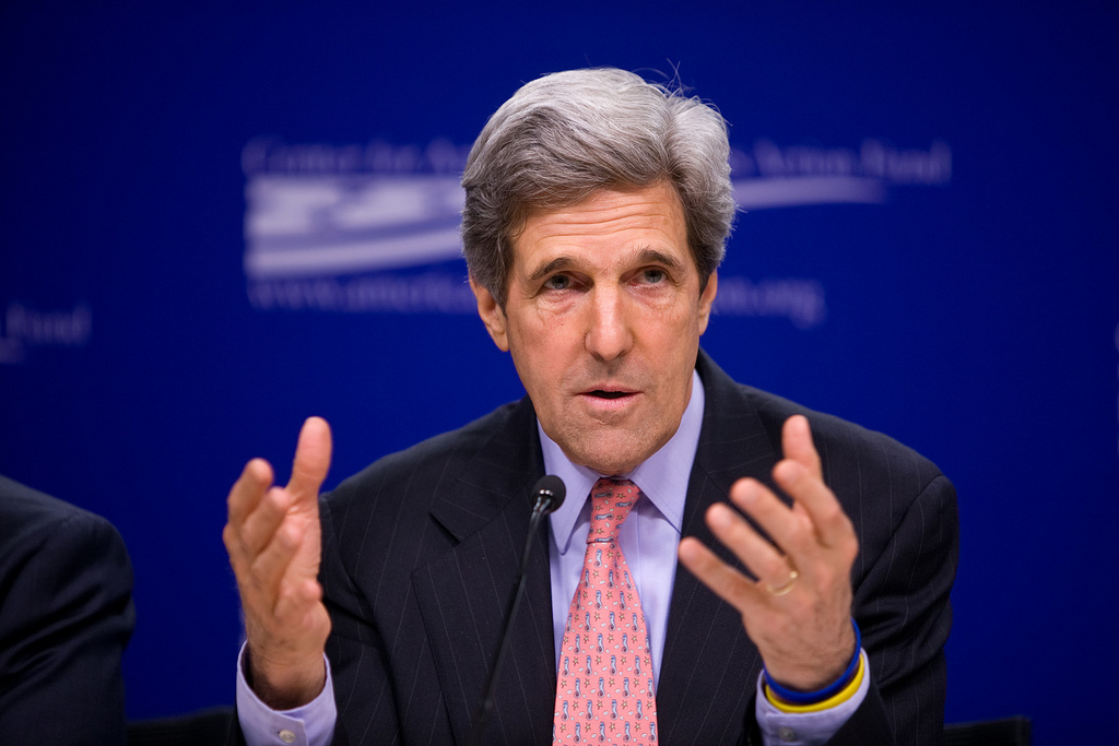 Trump admin scores another Mideast peace deal after that moron John Kerry said they would never happen