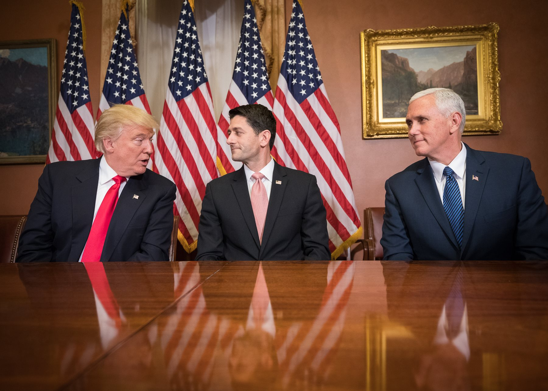 POTUS Trump: Paul Ryan blocked GOP firebrands from issuing subpoenas to Leftist Deep State figures