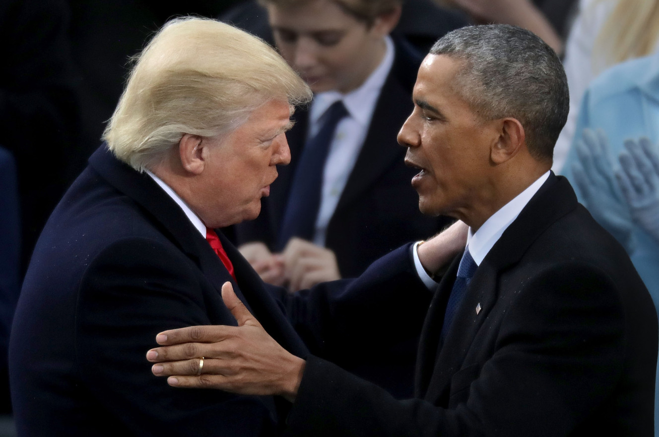Trump says Obama 'knew everything' regarding Flynn's entrapment: 'Call it treason, call it whatever you want'