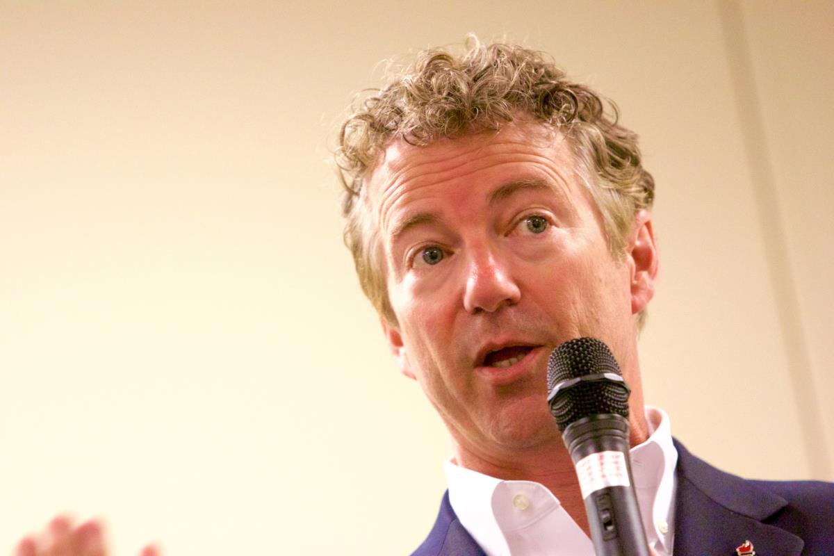 Sen. Rand Paul speaks about his attack: 'We've never had words before'