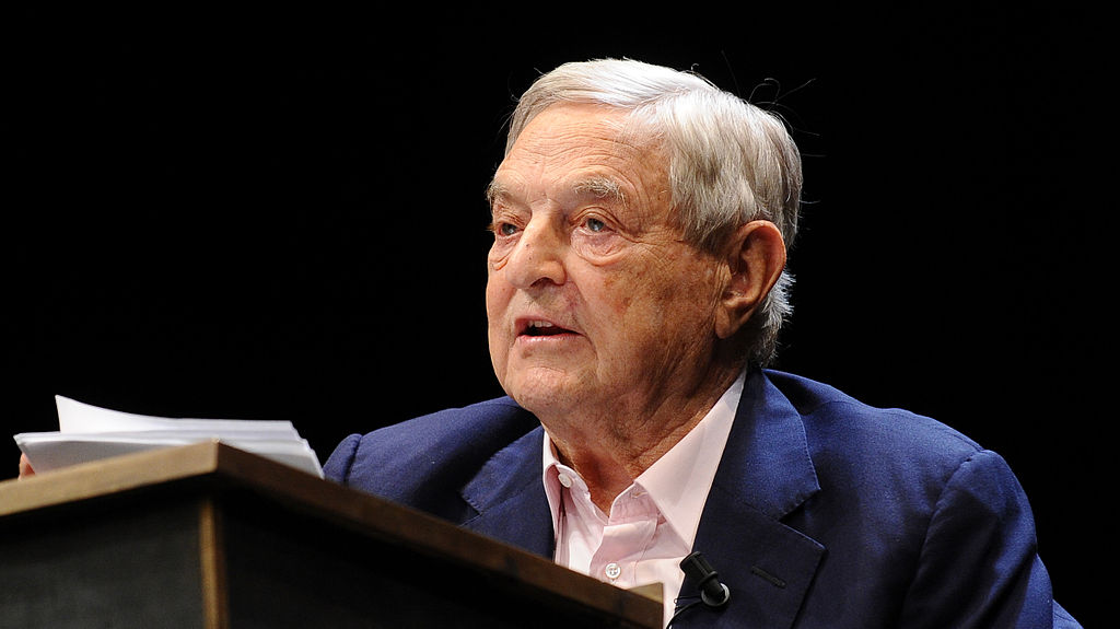 Report: George Soros' non-profit groups may be lying to the IRS and cheating American taxpayers (Video)