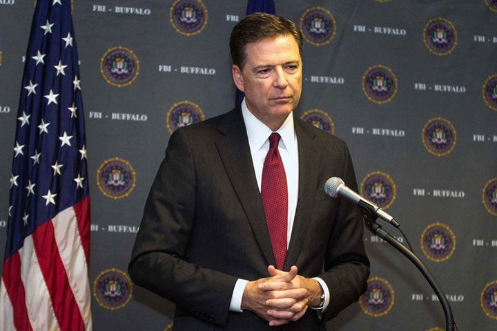 That time James Comey implicated himself and Loretta Lynch in committing crimes