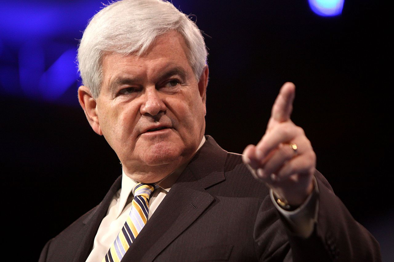 Gingrich speaks: 2020 may be the biggest vote fraud election 'since 1824'