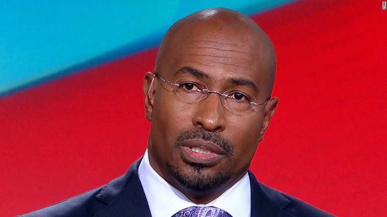 Of course! CNN personality Van Jones dragged by intolerant leftists after praising what Trump has done for blacks