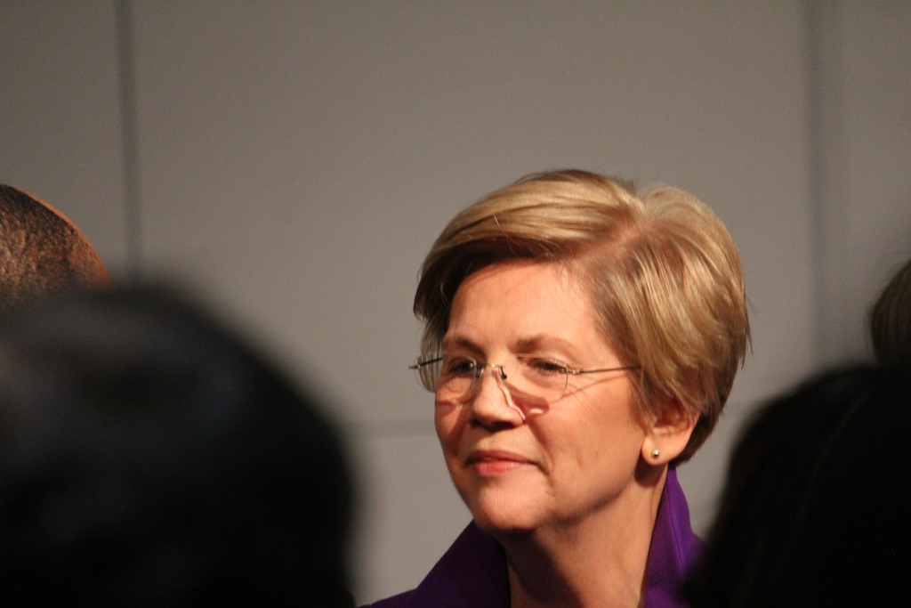 Elizabeth Warren wants to empower the federal government to confiscate your savings