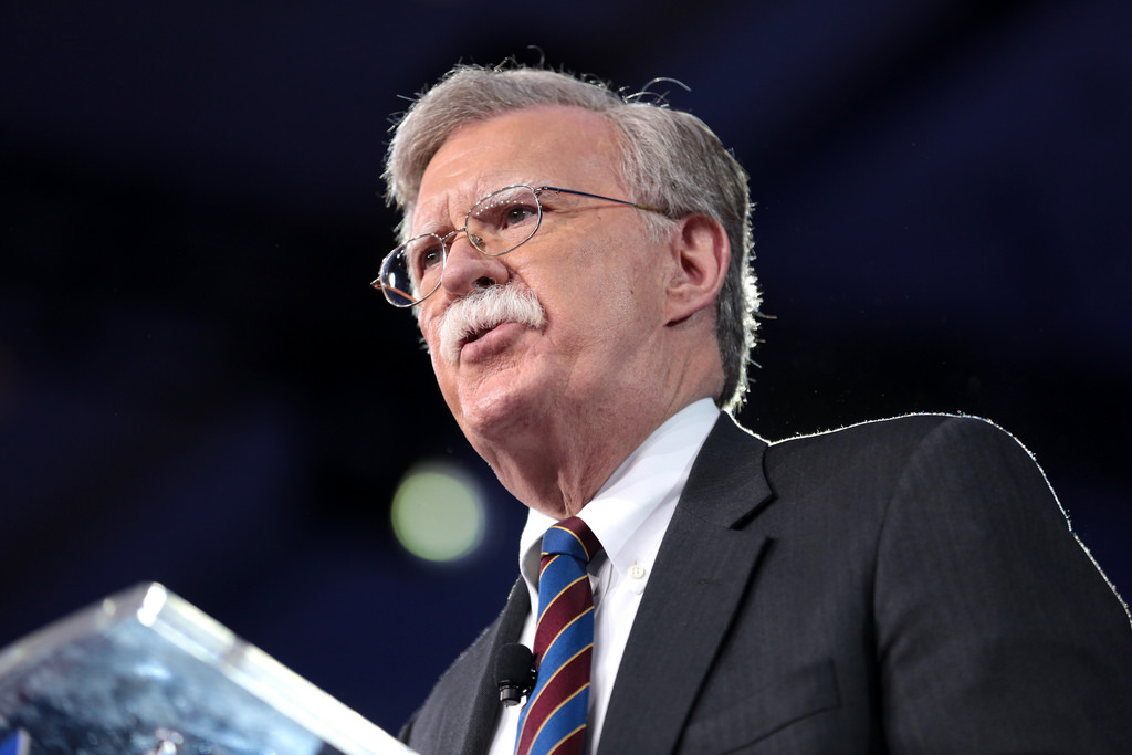 Bolton blasts NYTimes over fake news report that Trump would 'settle' for 'nuclear freeze' with North Korea