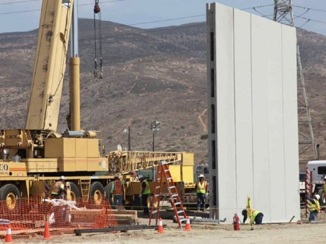 Oh, look! Pentagon 'finds' $12.8 billion for Trump's border wall