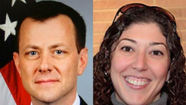 Newly revealed anti-Trump STRZOK-PAGE texts sped up probe of Team Trump ahead of 2016 election: 'Hurry the F UP!'