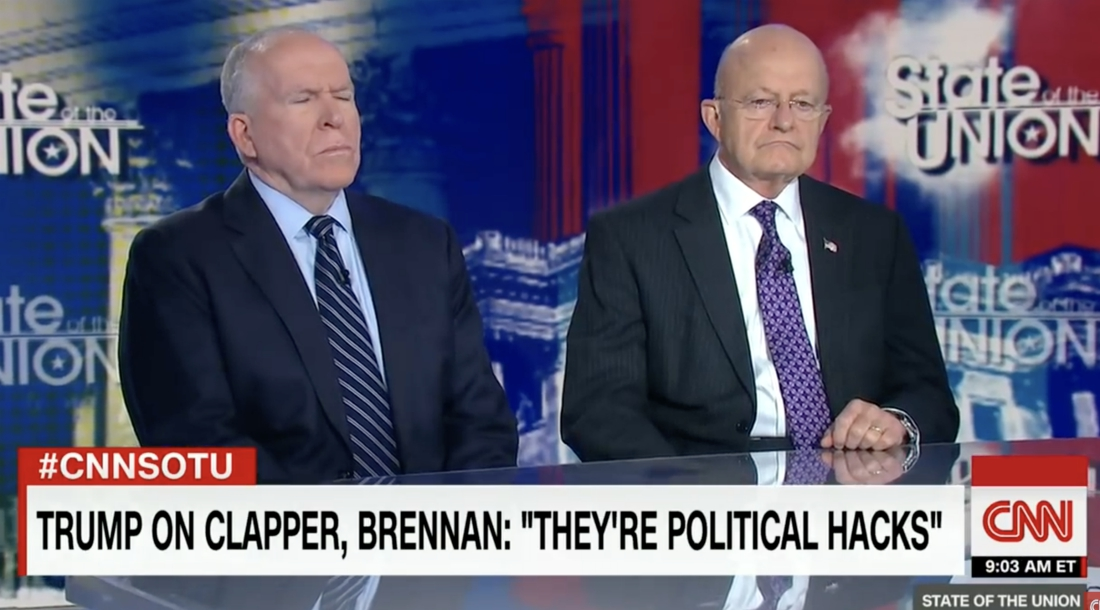 John Brennen's unhinged anger at POTUS explained: CIA implicated in deep state lies to media claiming 'Trump-Russia collusion'