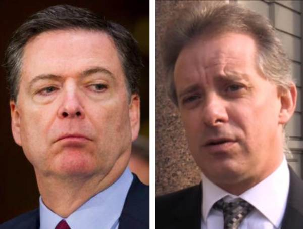 Comey admitted his FBI did NOT corroborate bogus Trump dossier before getting FISA warrant