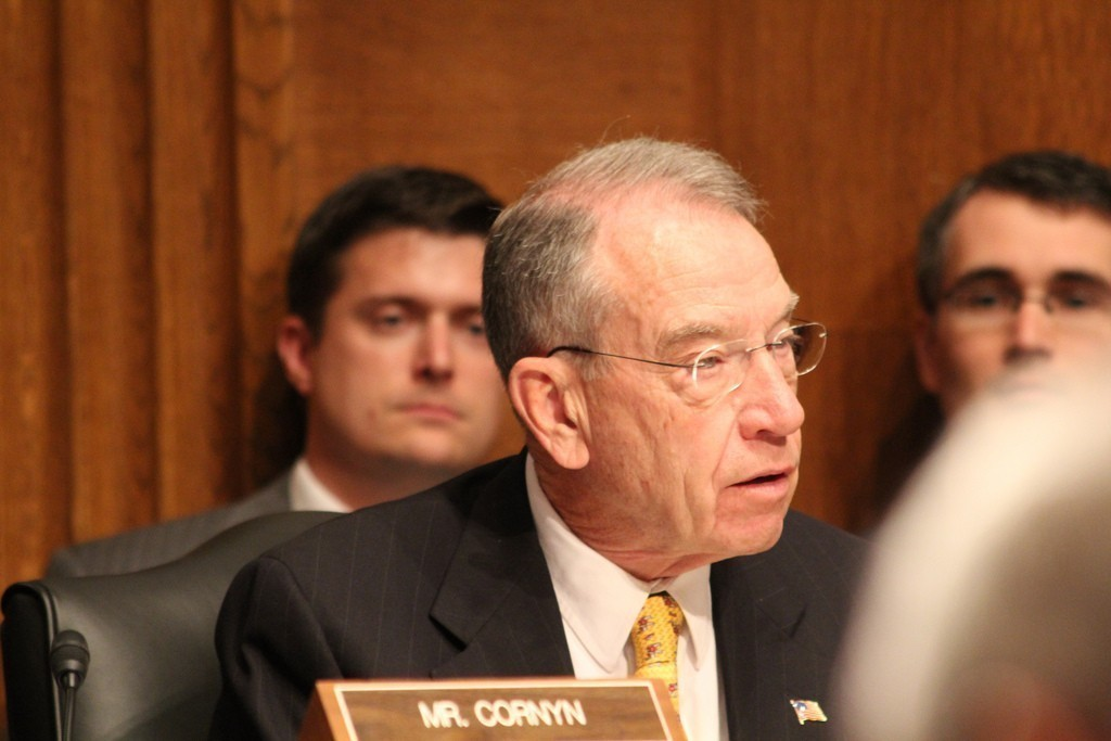Grassley seeks answers from Pentagon about 'Spygate' figure Halper as compliment to Durham probe