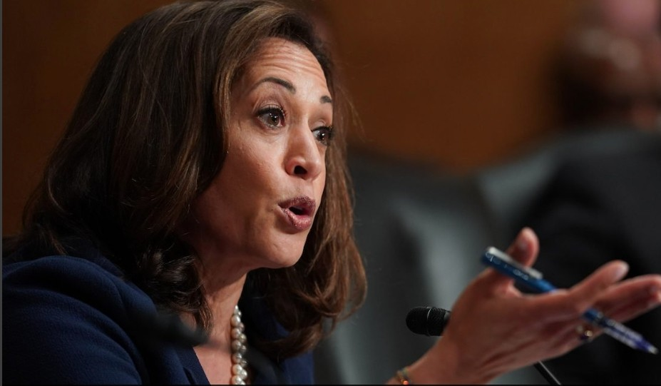 2020 hopeful Kamala Harris just proved again she wants to be a dictator, not a president (Hint: Abortion)