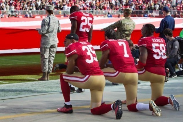 Roger 'The Woke' Goodell egging on NFL teams to sign Colin 'The Kneeler' Kapernick: 'I welcome that'