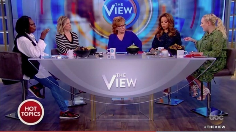 Abject stupidity: 'The View' co-host Joy Behar claims Trump doing coronavirus pressers because he can't have rallies
