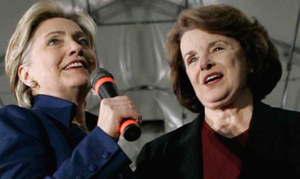 Feinstein lies her [BLEEP] off in push to take away 205 legally owned firearms