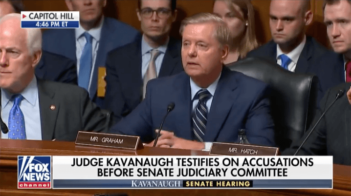 No evidence needed to destroy the lives of conservatives, as accusations alone are now PROOF