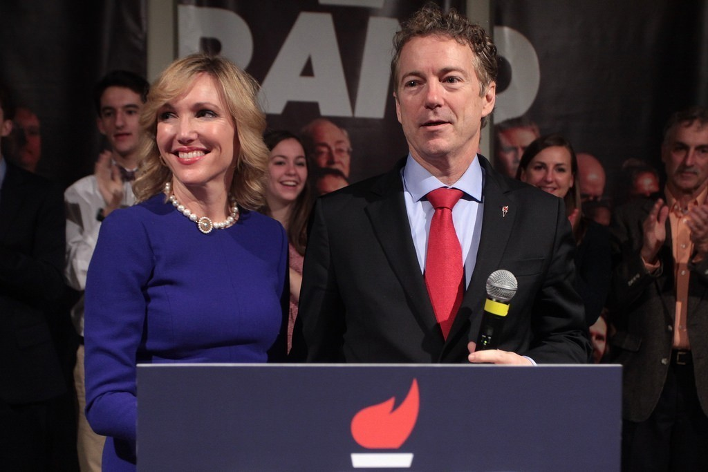 WATCH: Rand Paul seeks FBI probe after Leftist anarchist thugs accost him and his wife while leaving RNC event