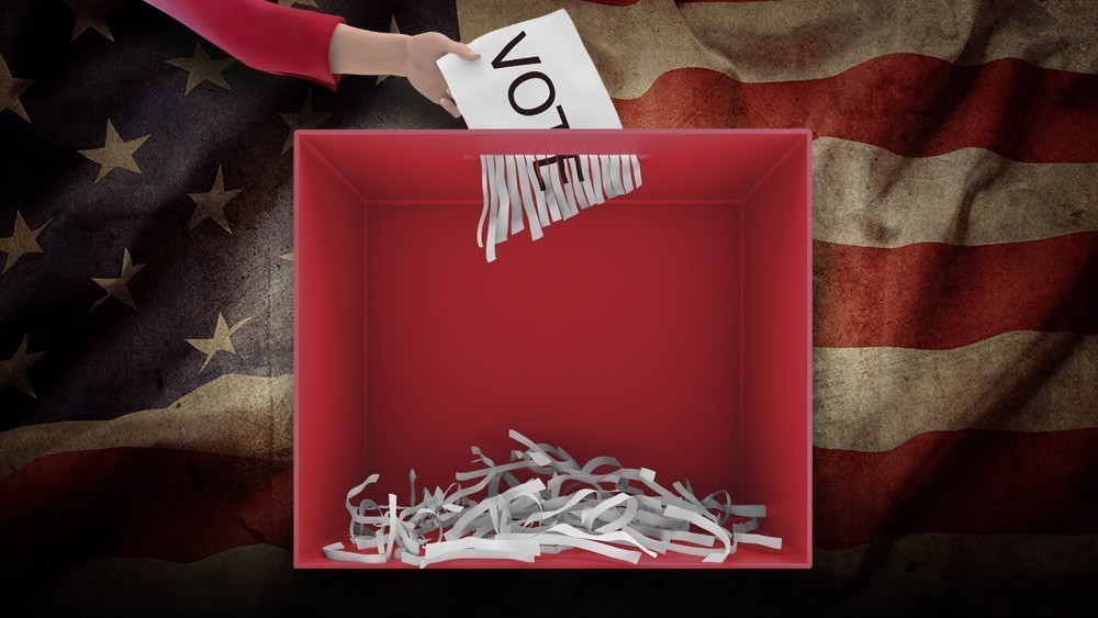 Just who is going to clean up the nation's outdated, over-counted voting rolls ahead of the 2020 election?
