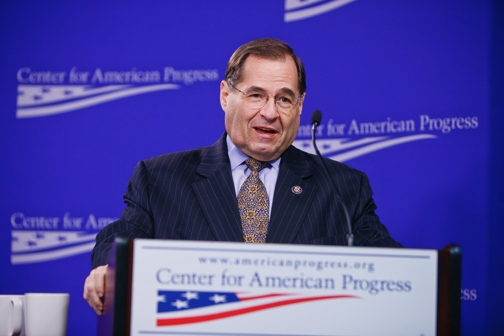 Is Jerrold Nadler about to spark a true constitutional crisis with his threats to arrest Trump Cabinet officials?