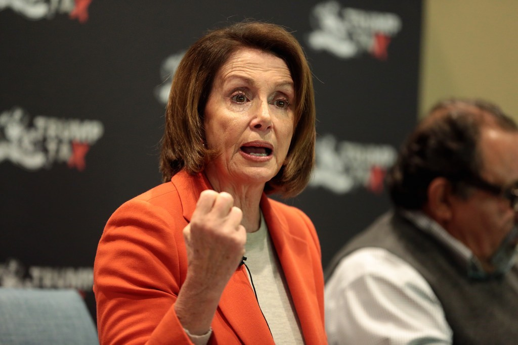 Pelosi steaming mad after Republicans sue her over bogus proxy vote scheme