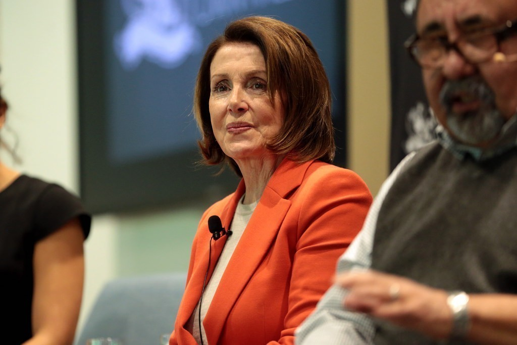 Pelosi too busy partying to take VP Pence's call informing her of Iranian missile attack