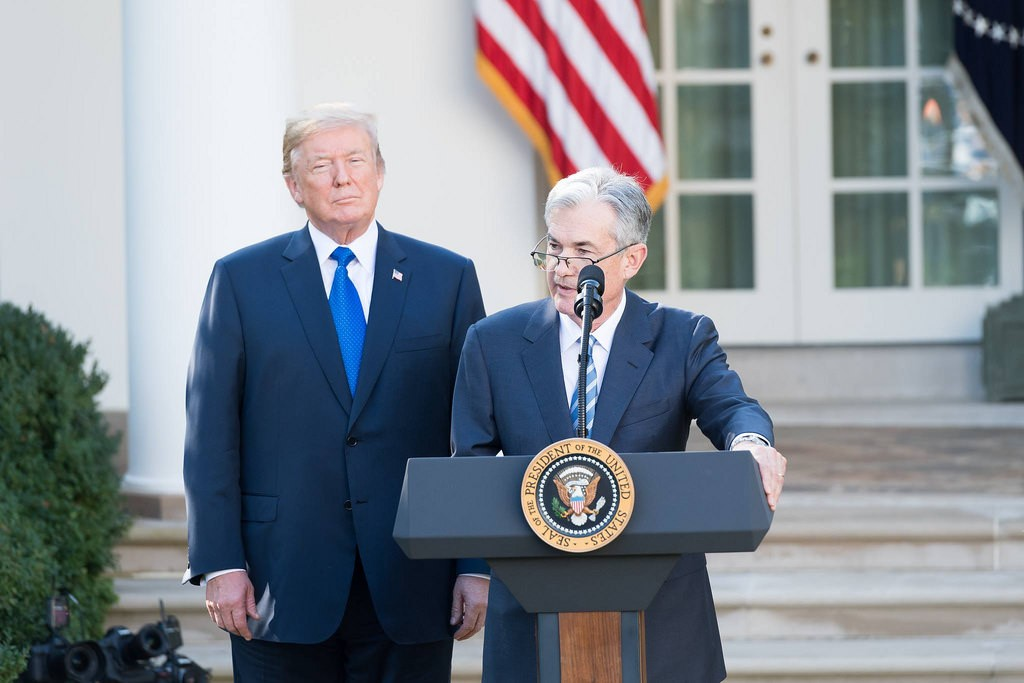 Trump blasts Fed chair Powell again over his interest rate hikes that have cost Americans trillions in wealth
