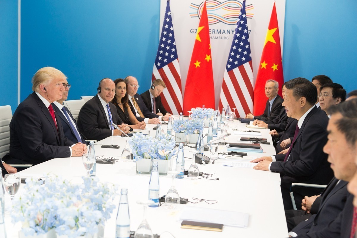 Trump says there's no 'phase 2' trade deal with the ChiComs after Beijing allowed the world to become infected with COVID-19