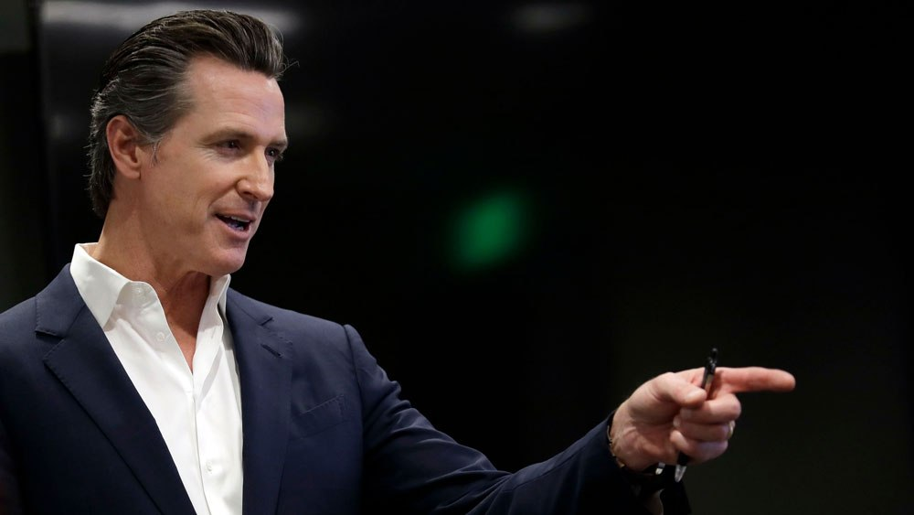 Perpetual lockdowns? Calif. Gov. Newsom warns residents of 'potential third wave' of coronavirus