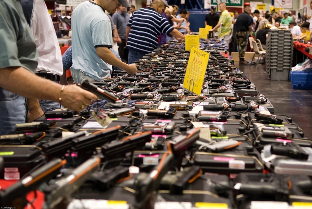 FACT CHECK: It turns out there are almost certainly half a BILLION firearms in American hands; no way Dems can confiscate them all