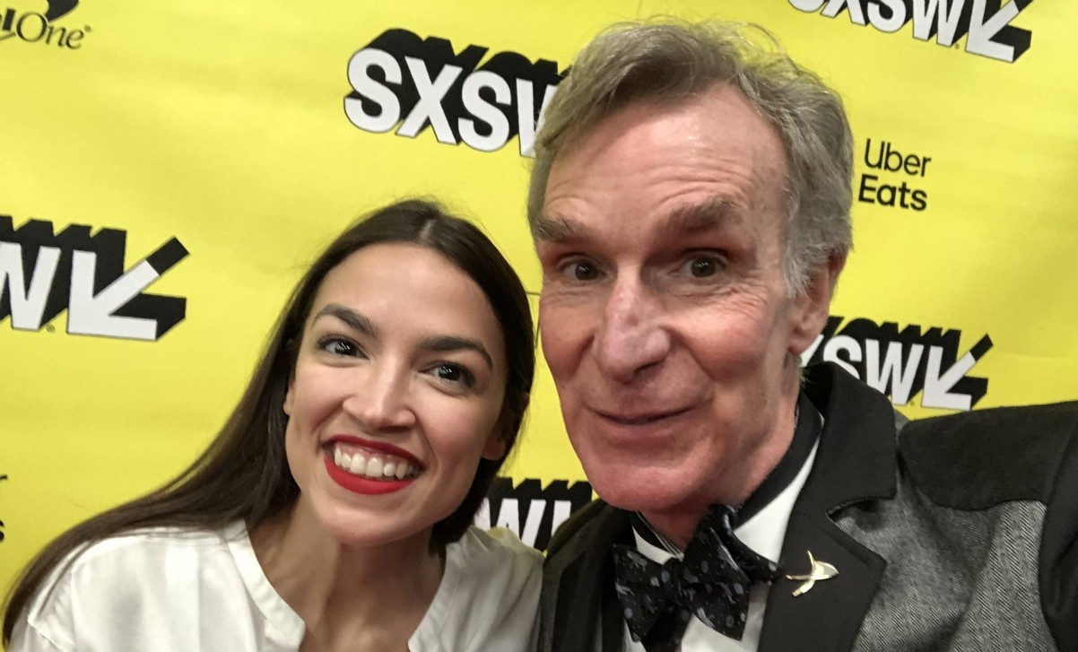 Ocasio-Cortez wants to 'bring Democrats home' to 'party of FDR' and 'civil rights' - someone get that girl a good history book - The National Sentinel
