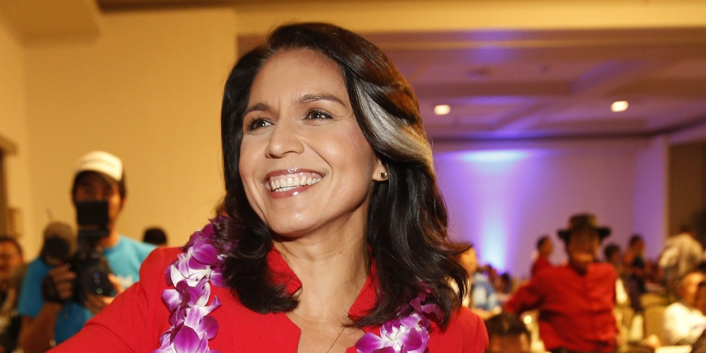 Tulsi Gabbard says CNN hasn't given her any explanation for why she hasn't been invited to Dem town halls in New Hampshire