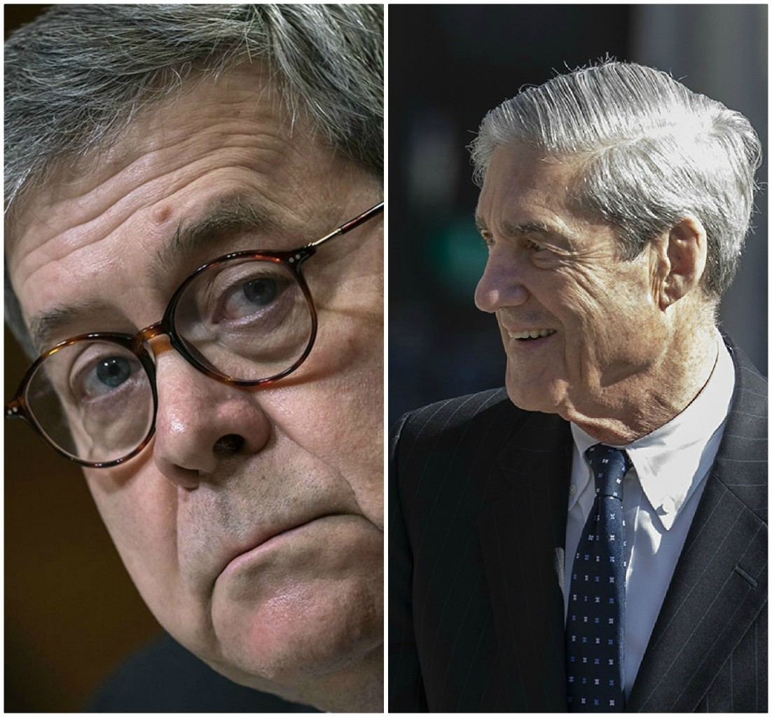 AG Barr on Spygate probe: 'One of the greatest travesties in American history' was committed against Donald Trump