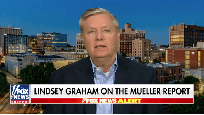 Lindsey Graham calls on Bill Barr to declassify and release FISA abuse docs ASAP