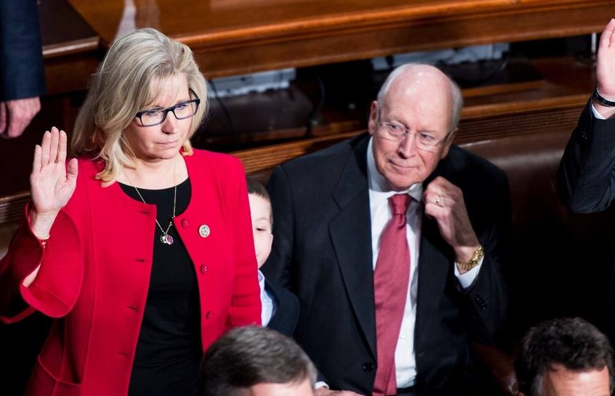 Pathetic RINO establishment loser Liz Cheney goes after Trump ahead of his CPAC speech
