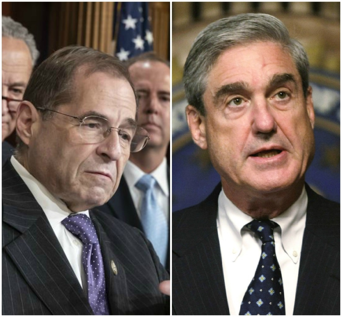 Flashback claim: Mueller said he'd been handed 'a piece of crap' case against POTUS Trump