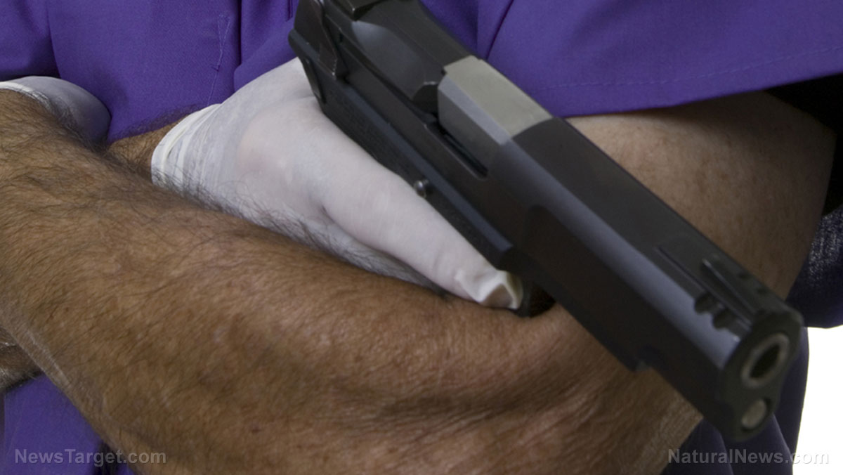 Pro-gun physician's group advises: Don't tell your doctor ANYTHING about your firearms