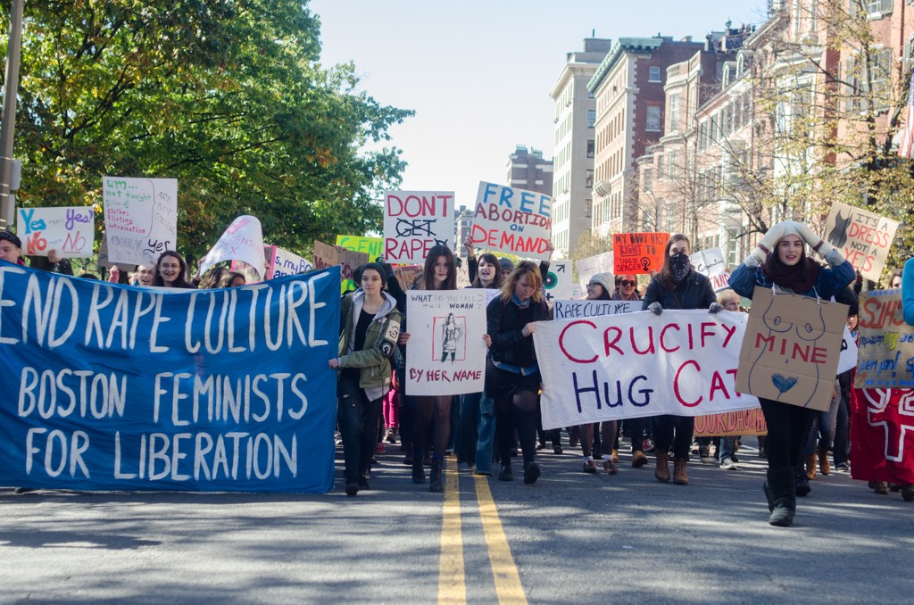 Male student backhands myth of 'toxic masculinity,' warns about real threat of toxic feminism