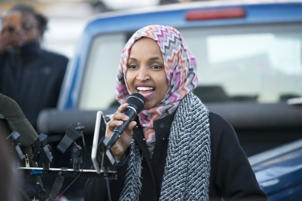 Ilhan Omar demands federal seizure of all means of production and healthcare like a good Marxist because 'muh coronavirus'