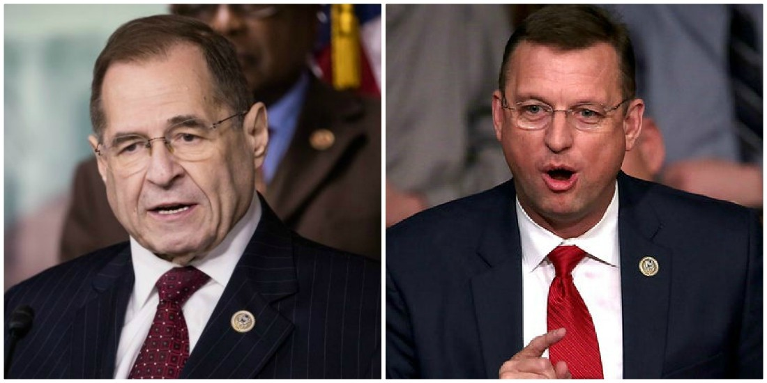 Republicans skewer Nadler over his decision to rush impeachment vote without scheduling minority witnesses, per the House rules (Video)
