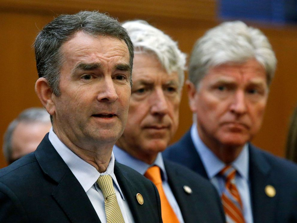 OMG: Racist Gov. Ralph 'Infanticide' Northam dares to mention 'saving lives' as part of new gun control push