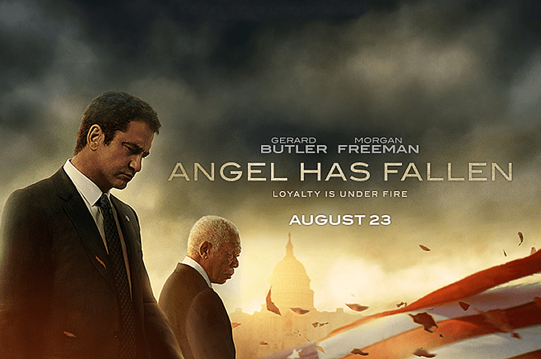 No. 1 film in U.S., 'Angel Has Fallen,' appears to take massive swipe at 'Trump-Russia collusion' lie (Trailer) - The National Sentinel