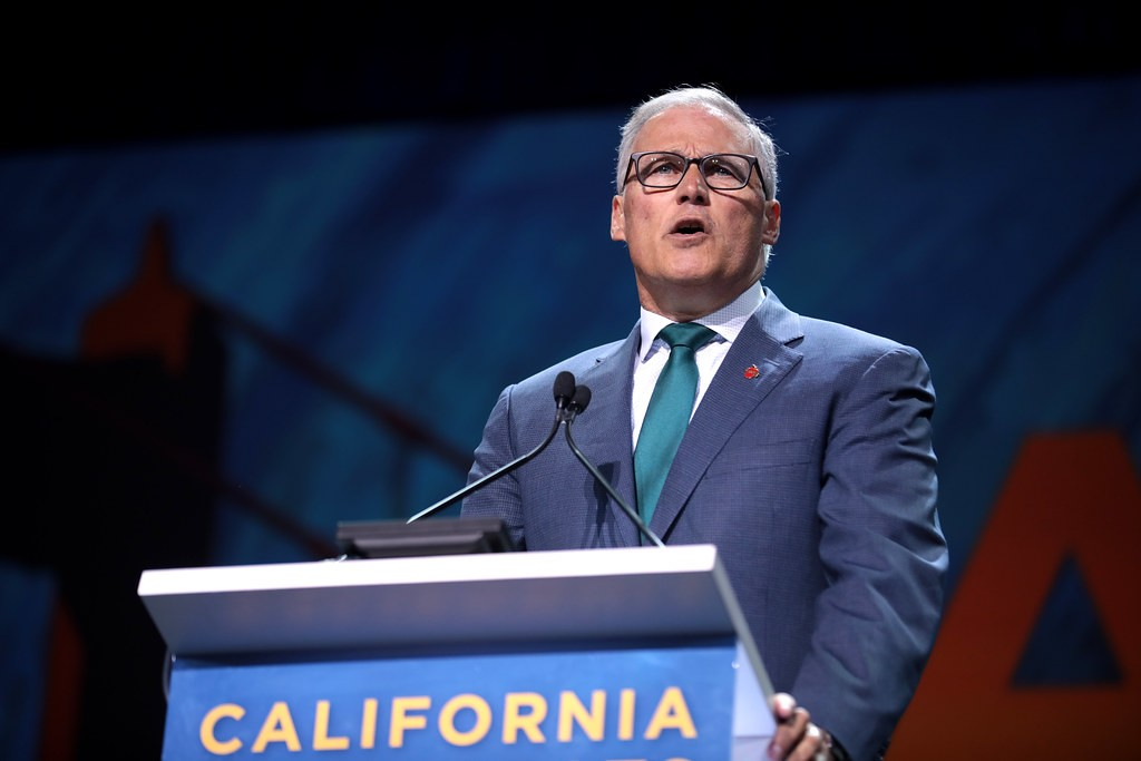 No, the Left doesn't really care about 'climate change,' as Jay Inslee's failed 2020 prez bid proves