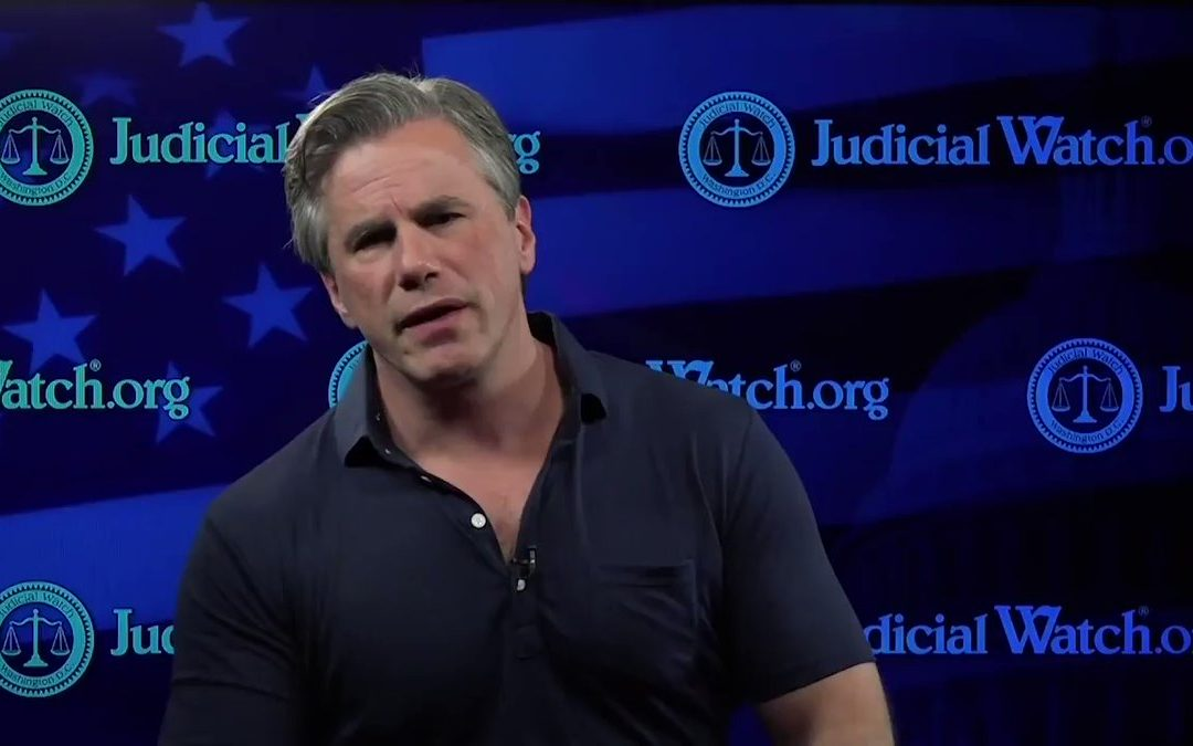 Judicial Watch's Tom Fitton gets real about what the left's Trump cancel culture is all about (Hint: It's not about 'unity')