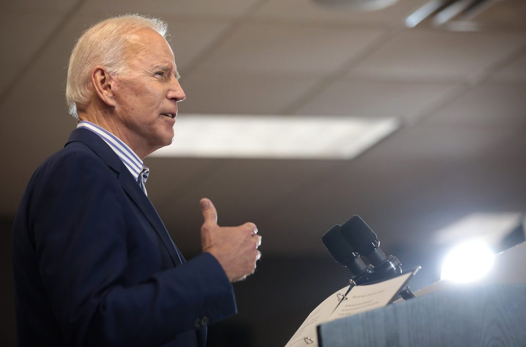 Biden's policy wonks and wonketts want to go for our guns but the old man himself admits he doesn't have the executive authority to take away 'assault weapons'