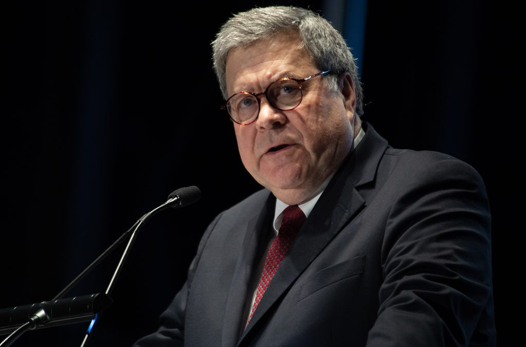 AG Barr says 'peaceful protests being hijacked violent radical elements,' vows crackdown