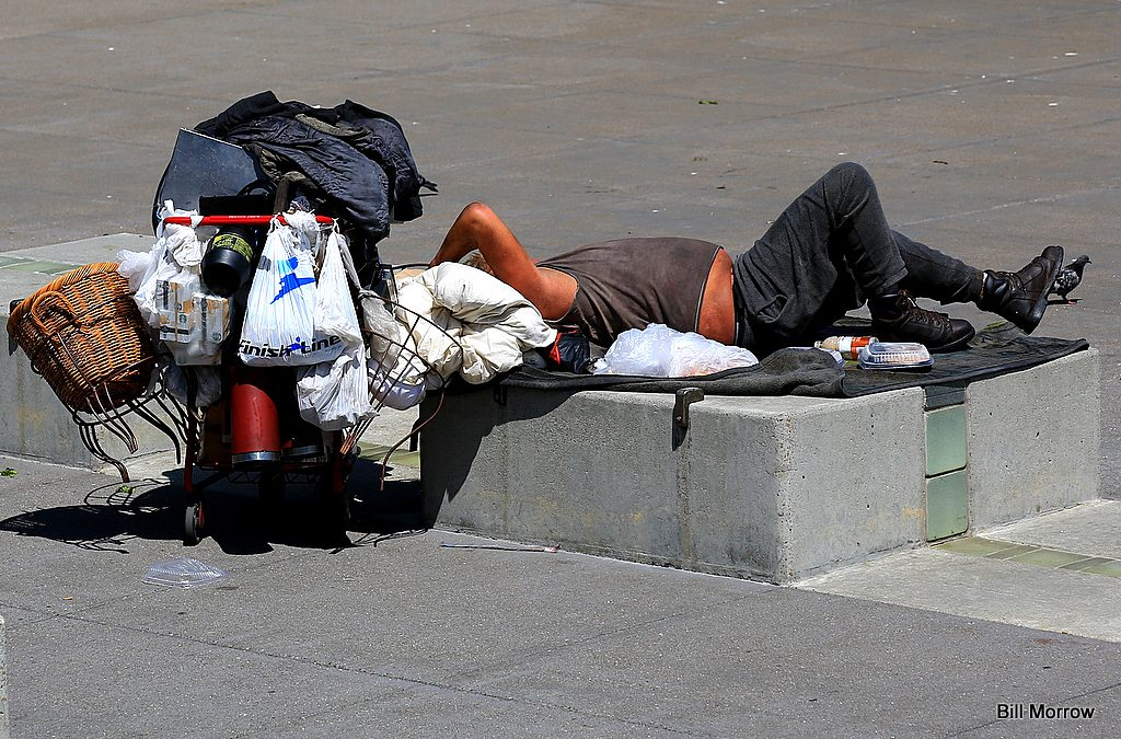 Nightmare coming to California as coronavirus could infect tens of thousands of homeless