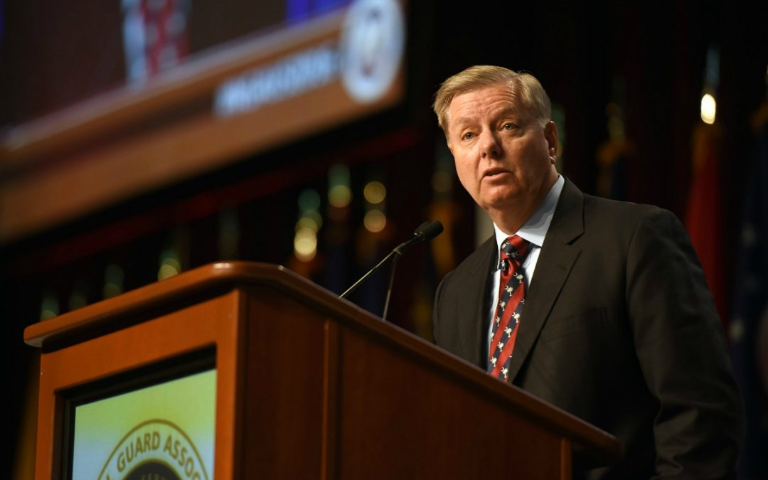 Graham finally makes good on pledge to conduct probe of 'Spygate' origins with interview requests to Barr of DOJ, FBI officials