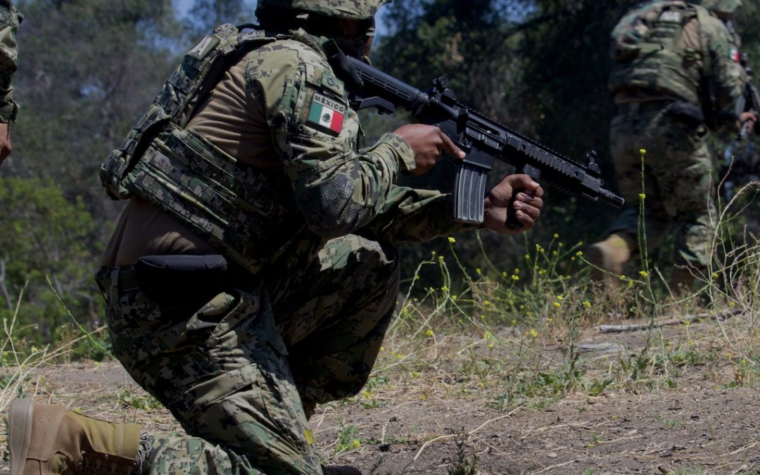 Under U.S. pressure, Mexico puts elite Marine force back into fight against powerful drug cartels